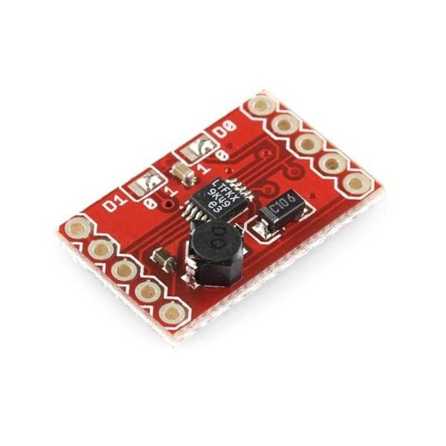Shanhai Energy Harvester Ltc3588 Breakout Board For Your Iduino Arduino Project