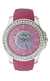 JLO Three-Hand Silicone - Purple Women's watch #JL/2707PMMG