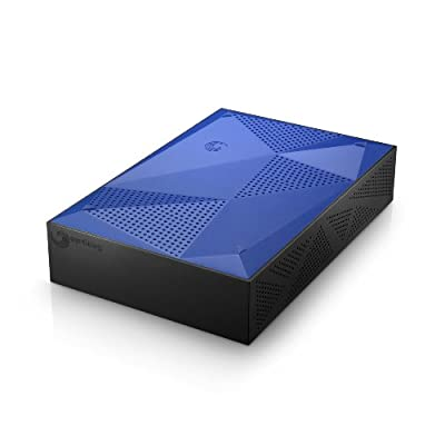 Seagate Backup Plus 2TB Desktop External Hard Drive with Mobile Device Backup USB 3.0