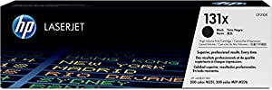Hewlett Packard 131x Toner Cartridge - Black
