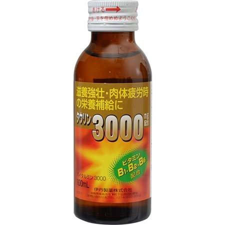 伊丹製薬 バイタルミン3000 100ml×50本