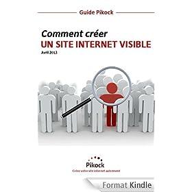 Comment cr�er un site internet visible