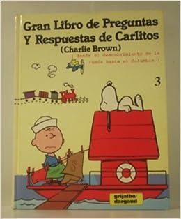 GRAN LIBRO DE PREGUNTAS Y RESPUESTAS DE CARLITOS [ CHARLIE