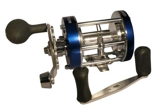 Ming Yang Baitcasting Fishing Reel CL70-A, Blue