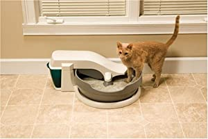 PetSafe PAL17-10786 Simply Clean Continuous-cleaning Litter Box