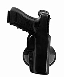 Bianchi 59 Special Agent Hip Holster - Glock 17 - Black by Bianchi Gun Leather