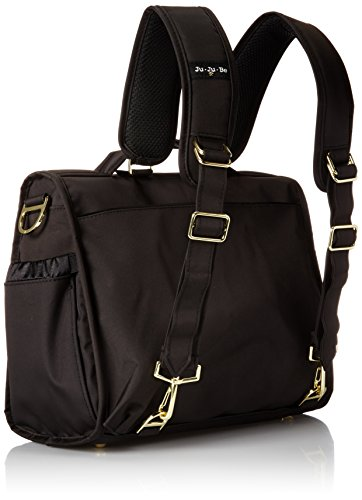 ju ju be legacy collection b f f convertible diaper bag the monarch luggage bags bags. Black Bedroom Furniture Sets. Home Design Ideas