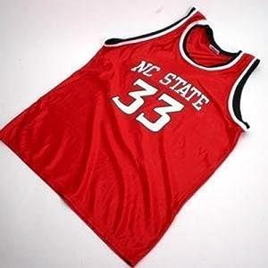 North Carolina State Wolfpack Basketball Jersey