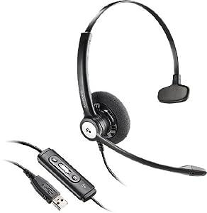Plantronics 81964-42 Blackwire C610 UC Monoraul USB Corded Headset