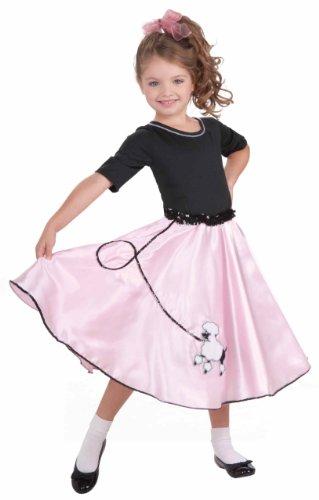 Forum Novelties Pretty Poodle Princess Costume, Child'S Large