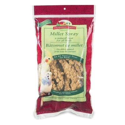 Cheap Brand New, LM ANIMAL FARMS – MILLET SPRAY 12CT BAG (BIRD PRODUCTS – BIRD – TREATS: MILLET) (MSSLM50171-LT 1)