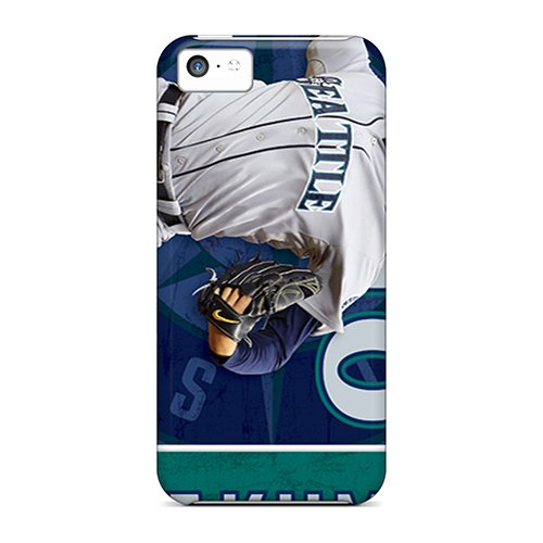 Case Cover Seattle Mariners/ Fashionable Case For Iphone 5C