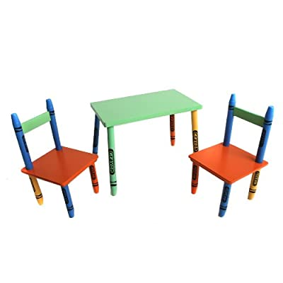 Ryman Childrens Table and Chair Set