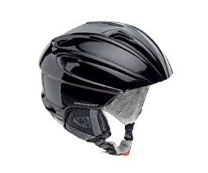 Ultrasport Pro Race Edition Snowboard Helmet - Black, Medium/Large