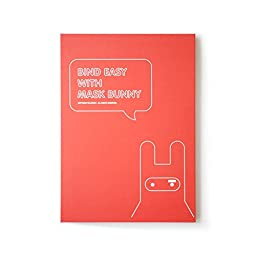 Jstory Printed Mask Bunny Hard Clipboard One Size Red