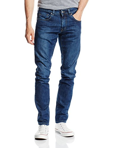 Carrera Jeans - 5 TASCHE MODELLO 717, SLIM FIT, Jeans da uomo, 734  stone washed, 47 IT (32W/34L)