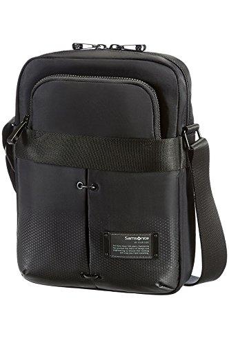 Samsonite Cityvibe Tracolla Porta Tablet, 7''-9.7'' , 4.5 litri, 29 cm, Jet Black
