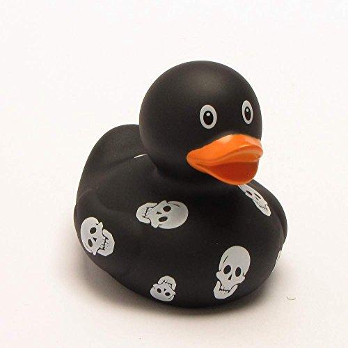 Rubber Duck Skull | anatra di bagno | paperella di bagno | anatra di gomma | Gioco per il bagnetto