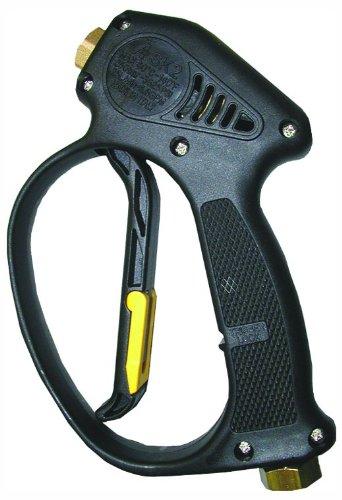 Oregon 37-300 Pressure Washer Rear Entry Trigger Gun Medium Duty 3,625 Max Psi 6.6 Gpm 140-Degree F Max 3/8-Inch Female Inlet & 1/4-Inch Female Outlet