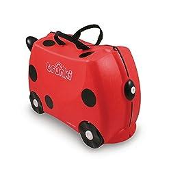 trunki ride on suitcase- harley