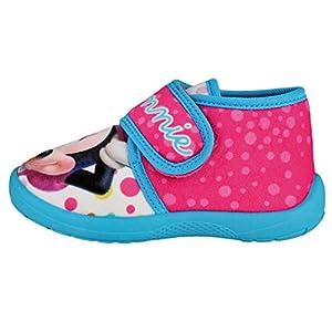 Pantuflas Minnie Disney media bota 23(2)-24(3)-25(3)-26(2)-27-28