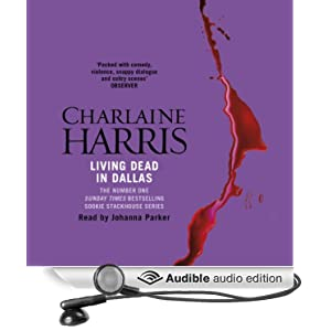 living dead in dallas sookie stackhouse southern vampire