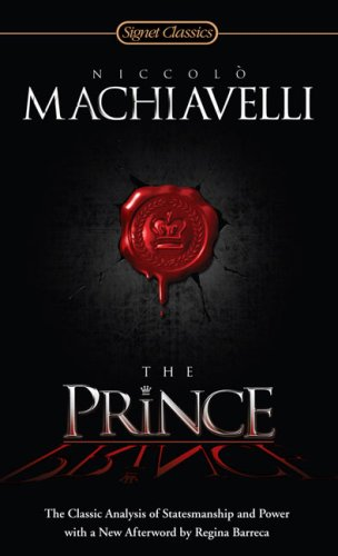 an analysis of the book prince by niccolo machiavelli and the criticisms for the publication of the  In the first decades after its posthumous publication in 1532, the prince was  if there was novelty in machiavelli's little book,  machiavelli's prince.