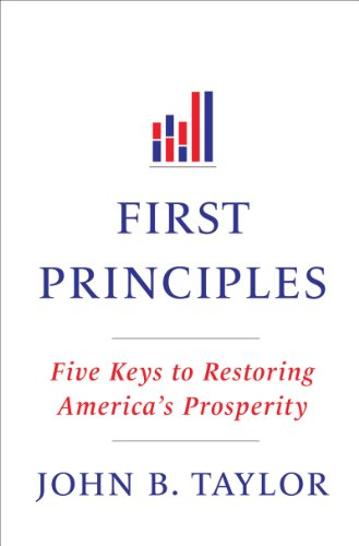 Image for First Principles: Five Keys to Restoring America's Prosperity