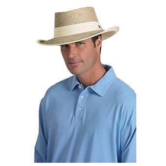 Coolibar UPF 50+ Men s Golf Sun Protection Hat 8d8933bb34a