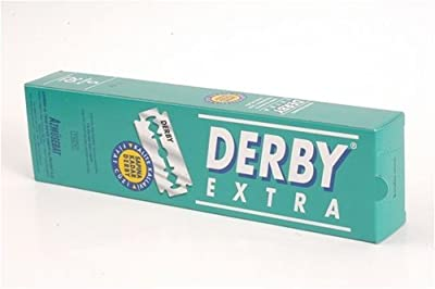 Best Cheap Deal for Derby Extra Double Edge Razor Blades, 100 Count by Beauty Exchange LLC - Free 2 Day Shipping Available