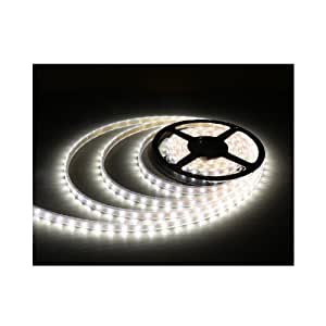 THG Waterproof Flexible 16.4 ft Switchback RGB Mixed Colors 150 SMD 5050 LED Strip Lights + IR Remote Control Receiver