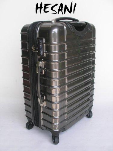 XL 60 cm Reisetrolley Q-anthrazit Trolley Herren