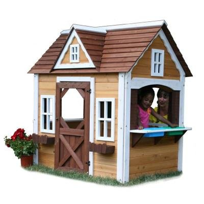Craftsman-Cottage-Playhouse