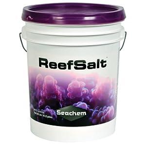 Seachem Reef Salt 200 Gallon Box