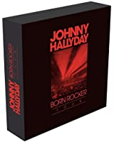 Born Rocker Tour (2 DVD + 1 CD) - L'intégrale vidéo du concert à Bercy + 2 titres « studio » inédits
