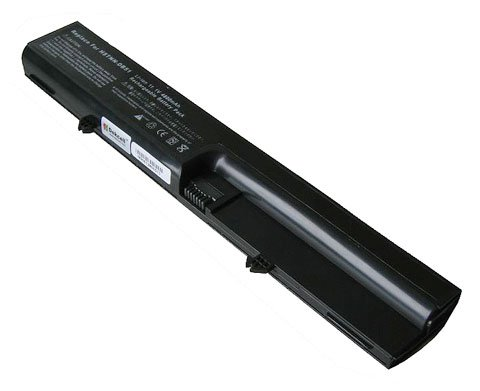 Wonderful-Capacity Li-ion Battery For HP Compaq 6530b 6535b 6730b 6735b series fits HSTNN-IB68 HSTNN-IB69 HSTNN-CB69 HSTNN-UB68 Laptops [ 4400mAh/48Whr 6 Apartment]