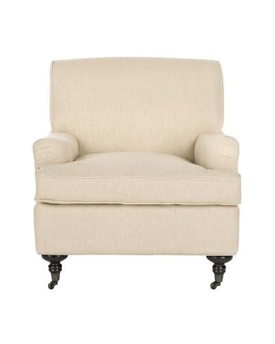 Safavieh Chloe Club Chair, Hemp