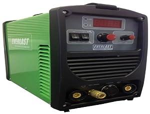EVERLAST PowerARC 160STH High Frequency Start TIG / Stick IGBT Welder 110v/220v from Everlast