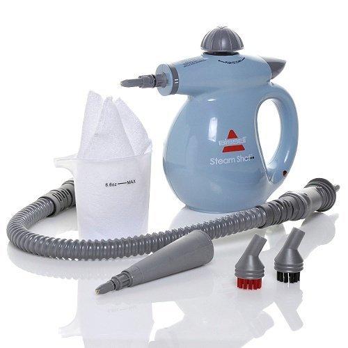 Bissell Bissel Steam Shot Hard-Surface Cleaner 39N7-8 Blue - Bissell 39N7-8 front-89575
