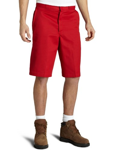 Dickies - 13in Mlt Pkt W/St, Pantaloncini sportivi Uomo, Rosso (English Red), W40 (Taglia Produttore: 40)