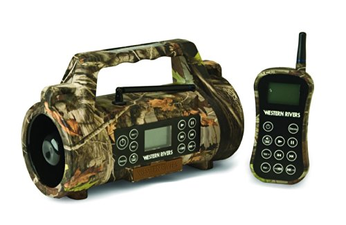 Western Rivers Game Stalker Caller, Camo, 1 GB