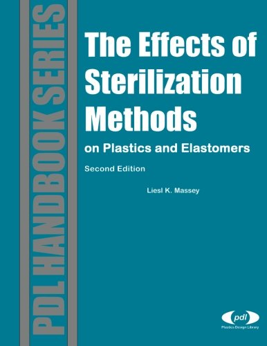 The Effect Of Sterilization Methods On Plastics And Elastomers, 2nd Edition PDF