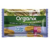 THREE PACKS of Organix - Biscuits Stage 2 Baby Biscuits 100g x 7