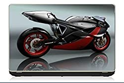 JAIFAON Super Bike Laptop Skin