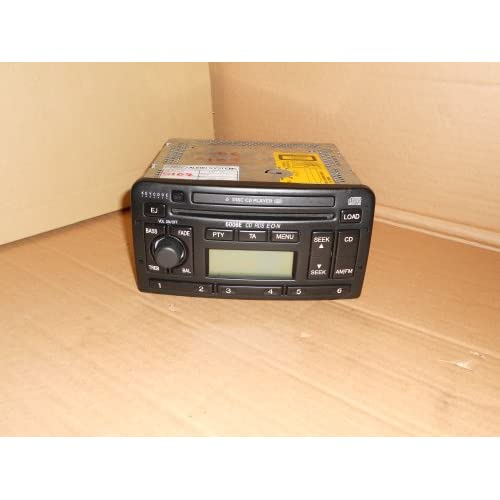 ford 6006e cd rds e o n 6 cd player radio black cd changer. Black Bedroom Furniture Sets. Home Design Ideas