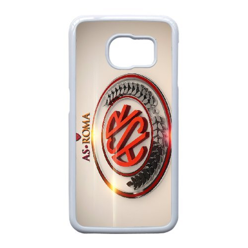 generic-hard-plastic-as-roma-logo-cell-phone-case-for-samsung-galaxy-s6-edge-white-abc83