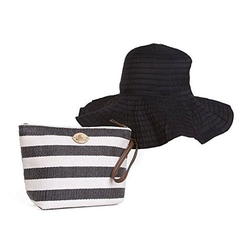 cappelli-straworld-striped-pack-a-hat-sun-hat-with-with-carrying-case-black-white-by-cappelli-strawo