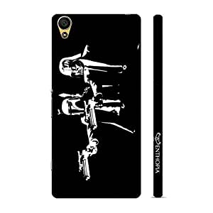 Enthopia Designer Hardshell Case Star Wars Fiction Back Cover for Sony Xperia Z5