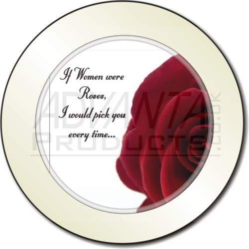 Roses-Wife/Girlfriend Sentiment Car Tax Disc