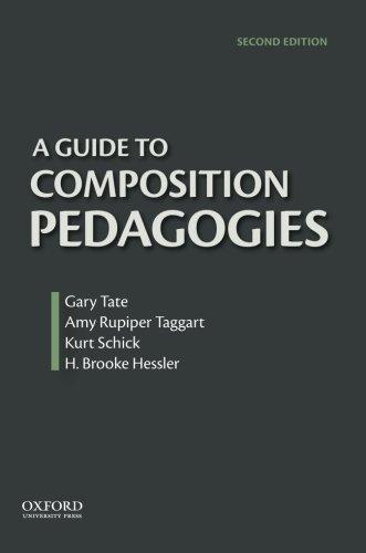 A Guide to Composition Pedagogies PDF